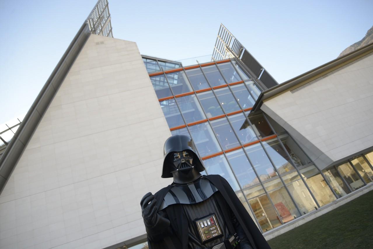 STAR WARS sbarca al MUSE