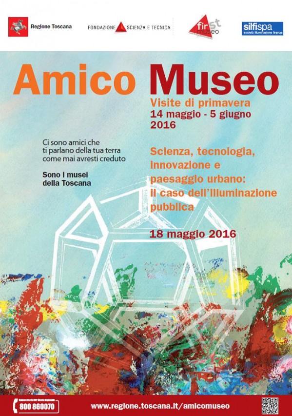 Amico Museo al FiRST