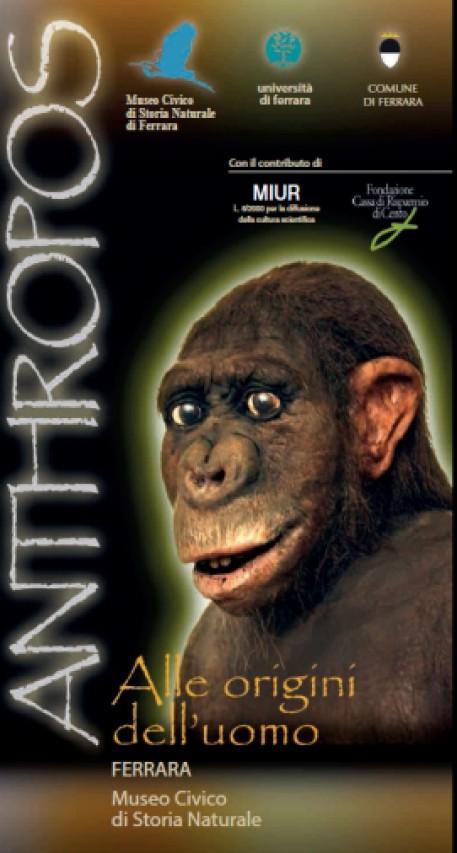 Anthropos: alle origini dell'Uomo