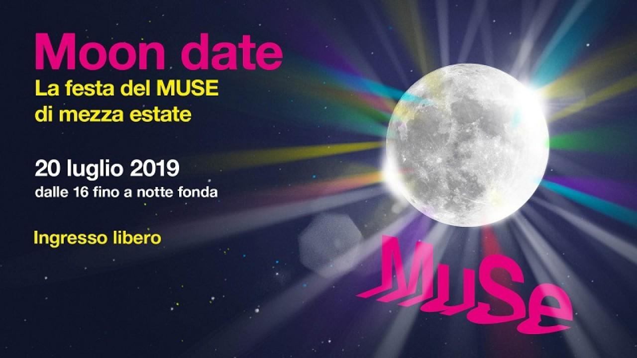 MOON DATE. La festa del Muse di mezza estate
