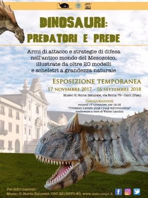 Dinosauri: predatori e prede