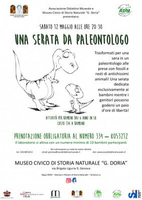 Una serata da Paleontologo e tante attività alla mostra Kryptòs!