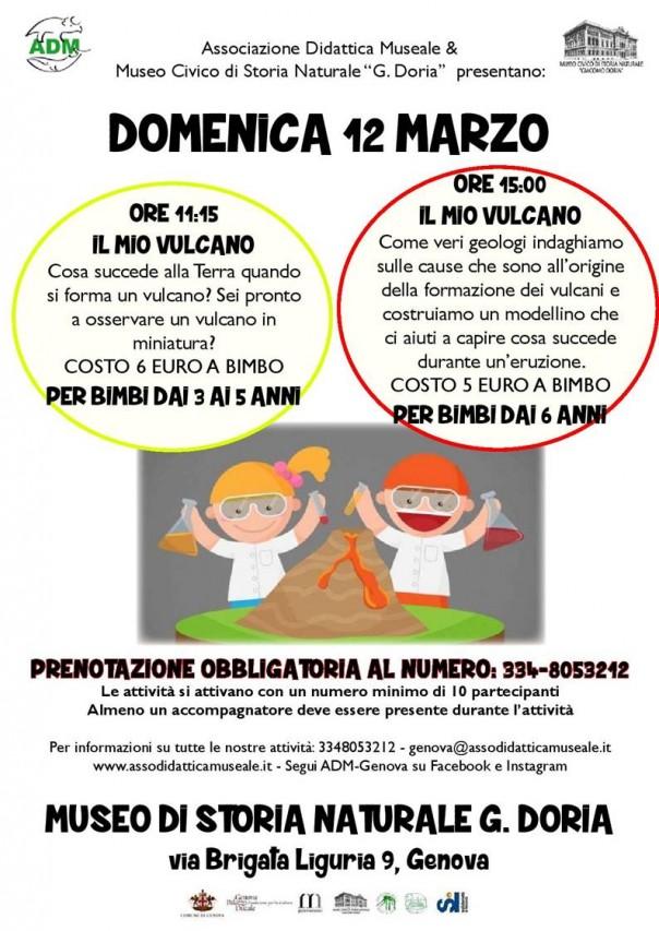 Attività per bambini e famiglie al Museo Doria