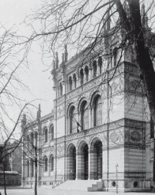"""Presentazione del libro: """"Il palazzo del Museo di Storia Naturale. Un'architettura della Milano Belle époque"""""""