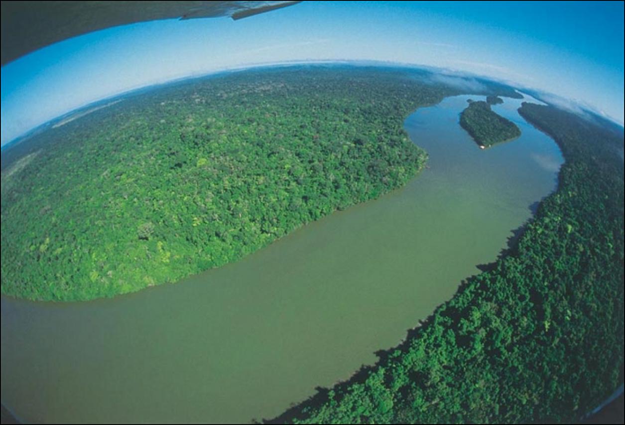 Conferenza sull'Amazzonia