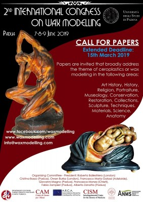 Ceroplastics - International Congress on Wax Modelling