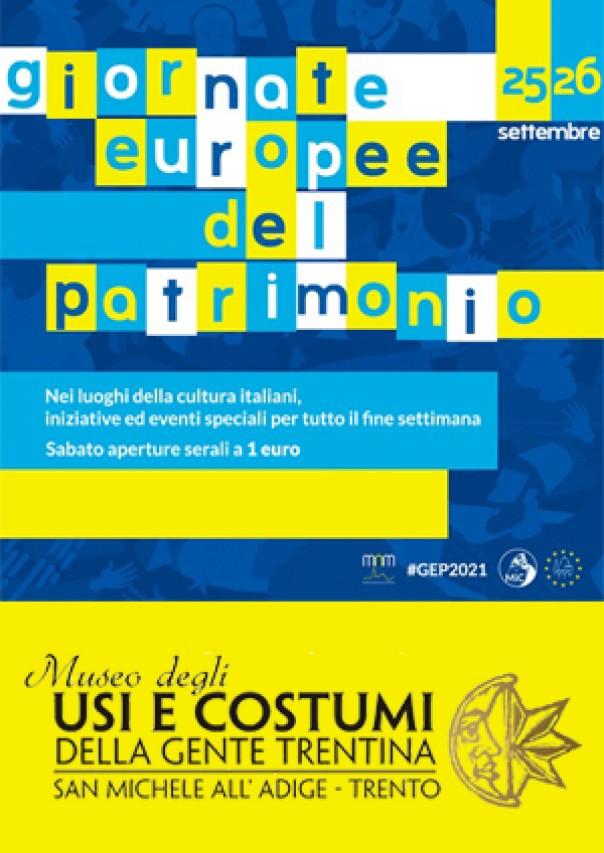 Giornate Europee del Patrimonio: tariffa speciale e molte iniziative
