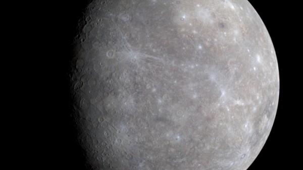 La danza di Mercurio sul Sole