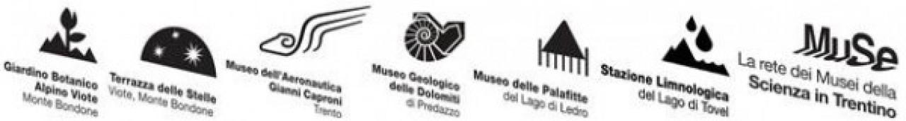 TUTTI GLI APPUNTAMENTI AL MUSE - Museo delle Scienze E NELLE SEDI TERRITORIALI
