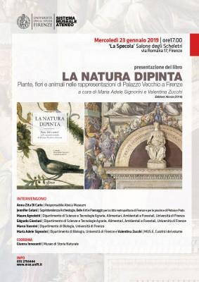 """La """"Natura dipinta"""" una guida alle opere in Palazzo Vecchio"""