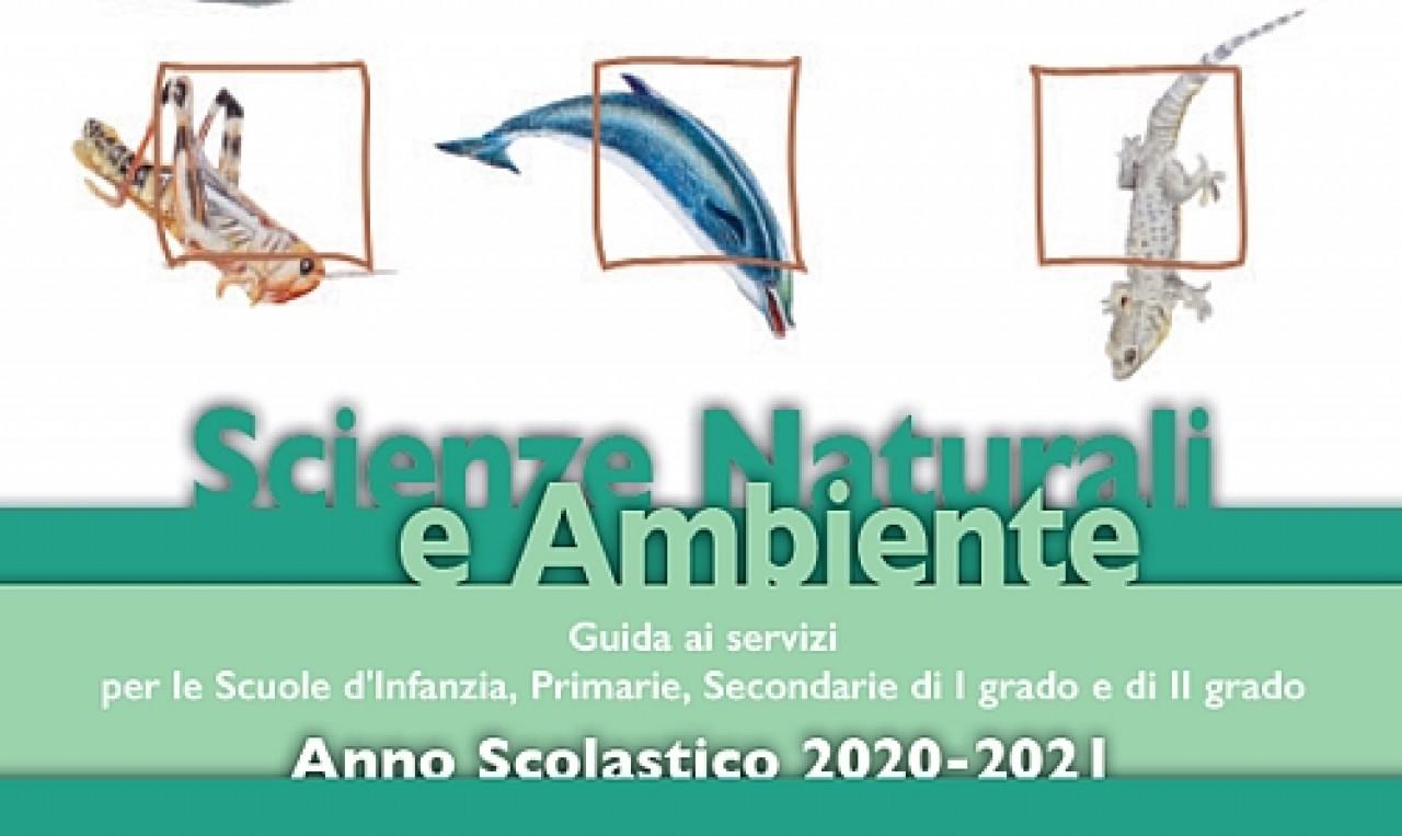 SCIENZE NATURALI E AMBIENTE: L'OFFERTA DIDATTICA 2020-2021!