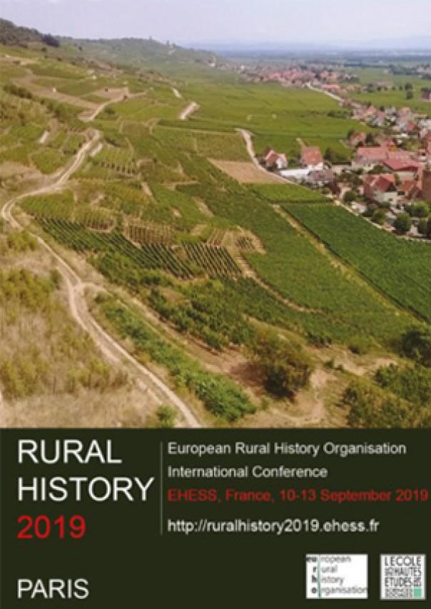 I maggenghi del Trentino a Parigi per Rural History 2019