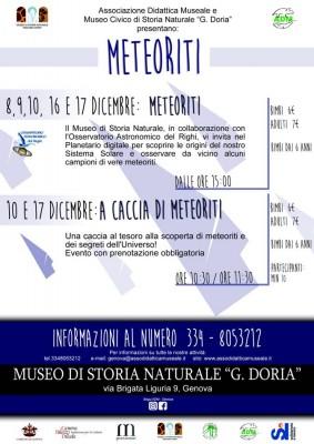 METEORITI in Museo!