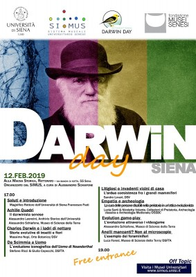 Darwin day – Siena