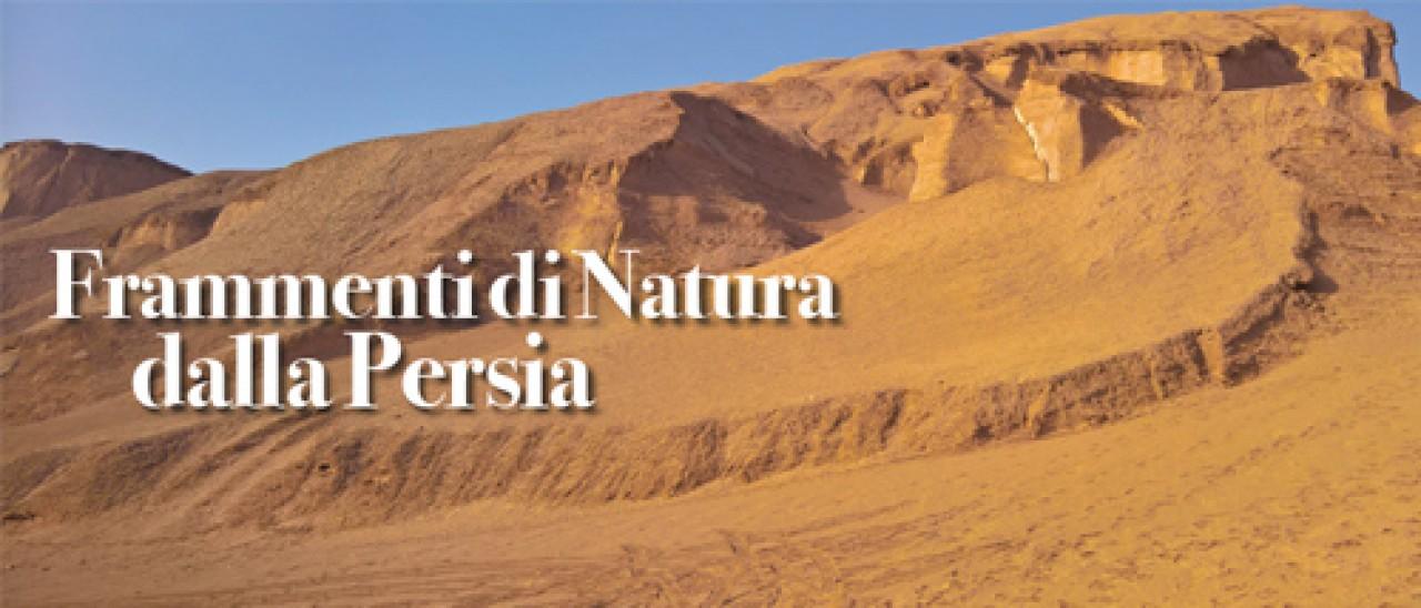 Frammenti di Natura dalla Persia: meteoriti, piante e animali dal Deserto di Lut, Iran
