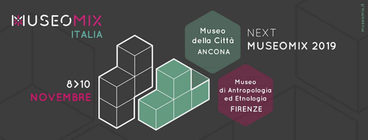 Il Museo di Antropologia ed Etnologia partecipa a Museomix!