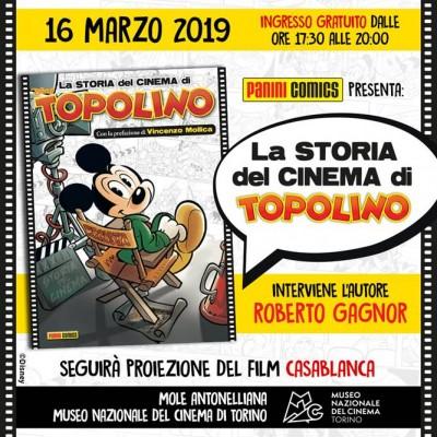 La storia del cinema di Topolino