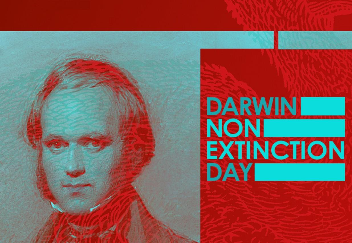 Darwin Non-Extinction Day. Letture, musica e video per la conservazione della natura