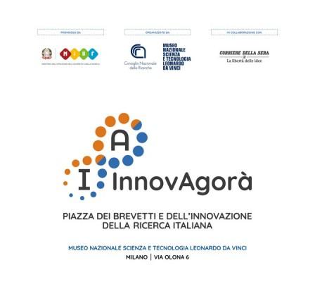 Presentata InnovAgorà, dal 6 all'8 maggio la 'piazza' dei brevetti della ricerca italiana
