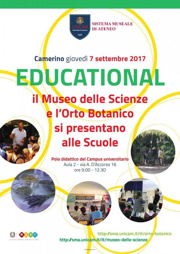 EDUCATIONAL 2017