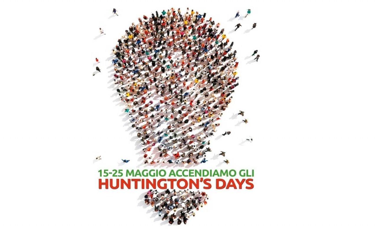 HUNTINGTON'S DAYS AL MUSE