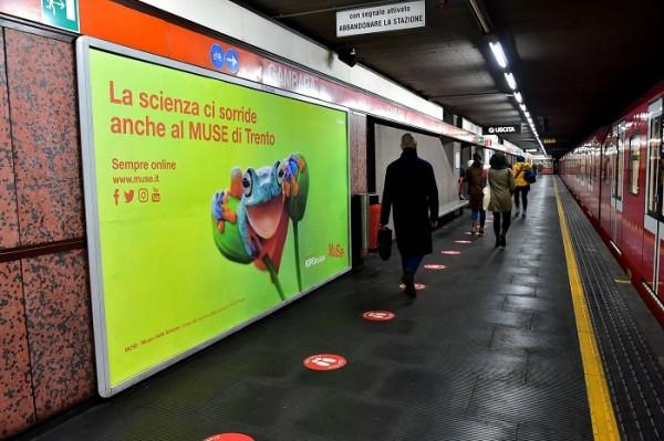 """""""La scienza ci sorride"""": al via la nuova campagna istituzionale di MUSE e IGPDecaux"""