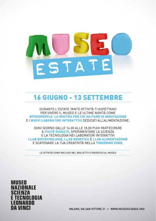MUSEO ESTATE 2015