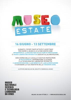 MUSEO ESTATE 2015