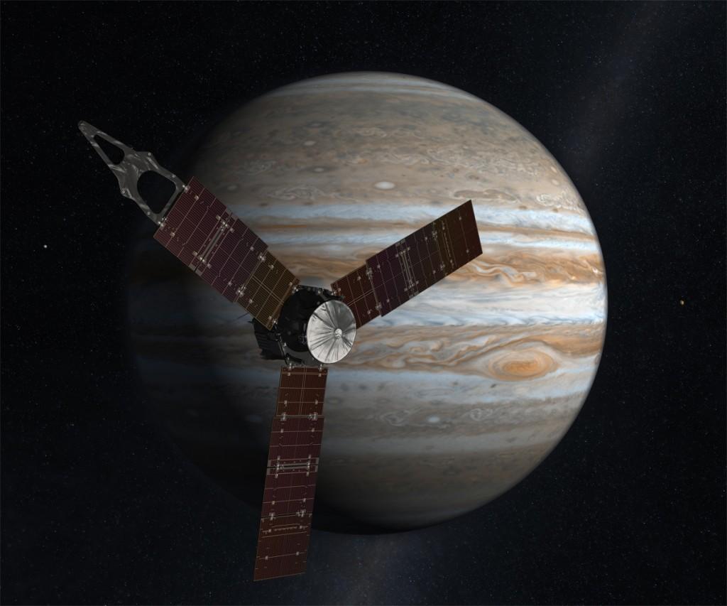 Buchi neri e viaggi spaziali: Destinazione Giove