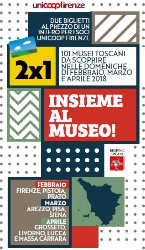 INSIEME AL MUSEO!