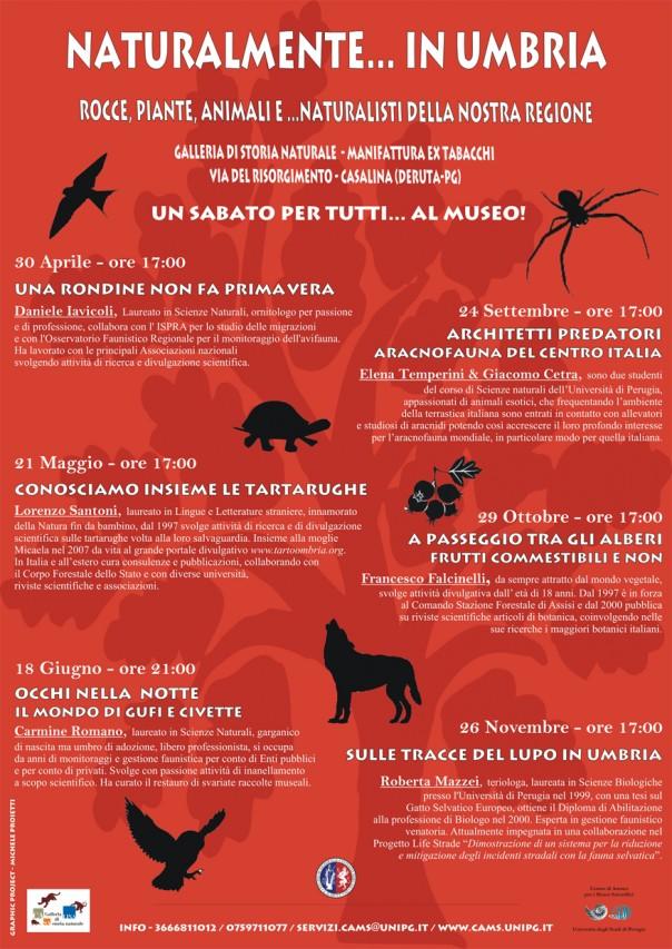 Notte europea dei Musei 2016 - Conosciamo insieme le tartarughe