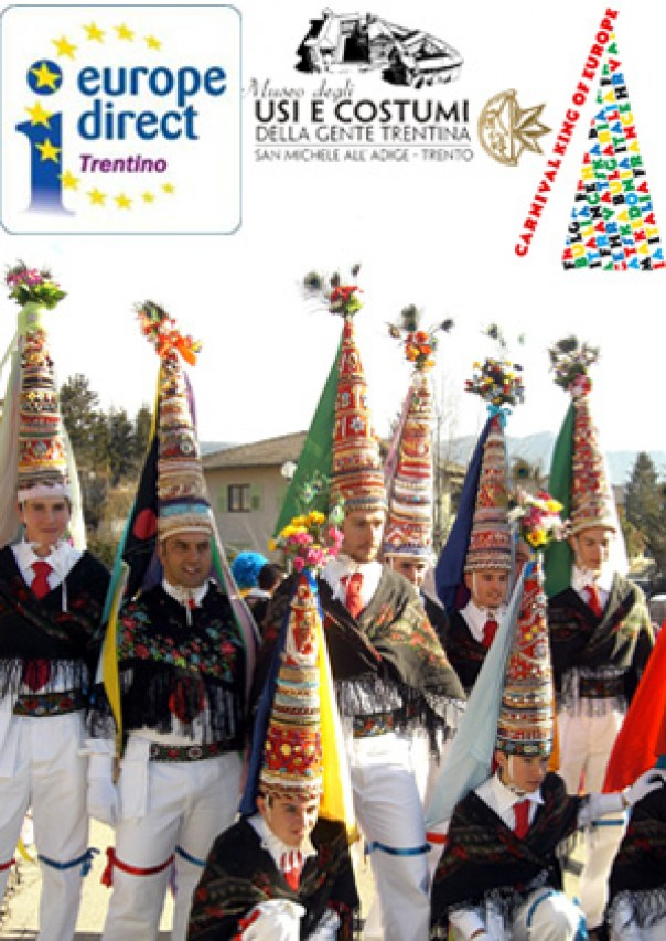 Vota Carnival King of Europe nella sfida #176 volte Europa