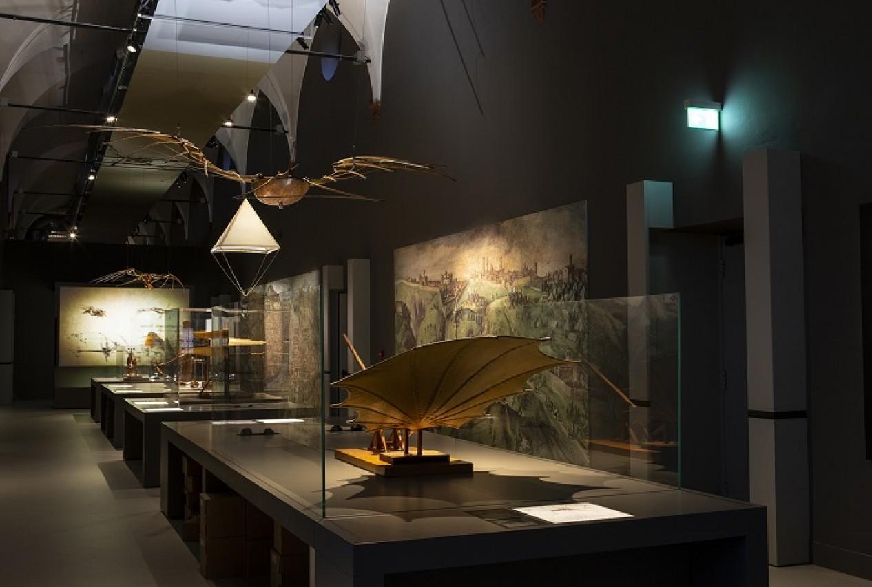 Aggiornamenti dal Museo Nazionale della Scienza e della Tecnologia Leonardo da Vinci