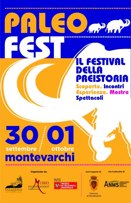 PaleoFest. Festival della preistoria