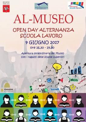 AL-MUSEO: Open day alternanza scuola lavoro