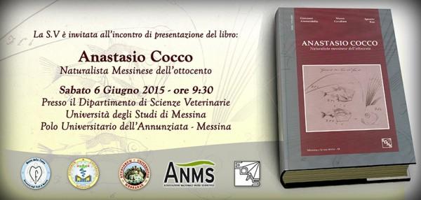 Anastasio Cocco. Naturalista messinese dell'ottocento