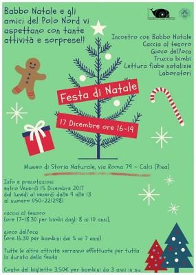 Festa di Natale al Museo