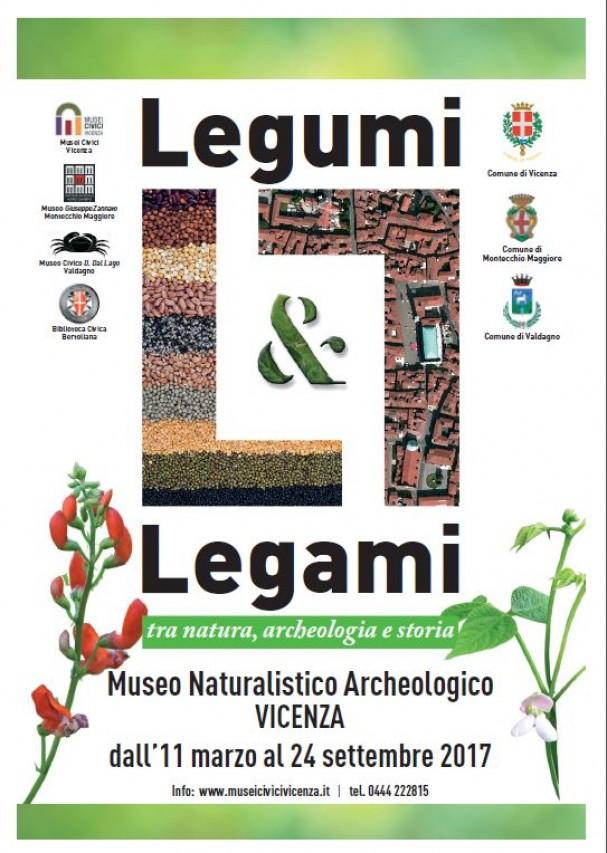Legumi & Legami Tra natura, archeologia e storia