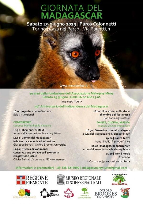 GIORNATA DEL MADAGASCAR 2019