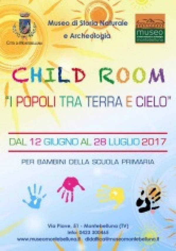 CHILD ROOM 2017 - Attività estive