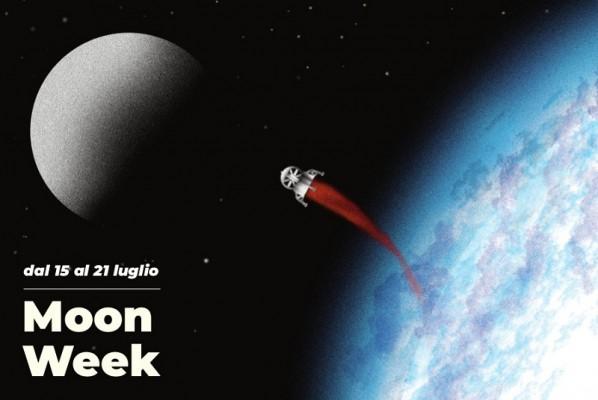 Moon Week - 50 anni di Luna