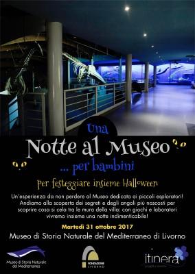 Una notte al Museo...Halloween!