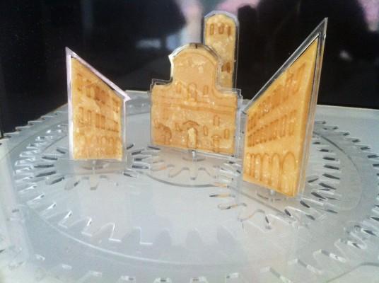 Food Digital Fabrication Experience