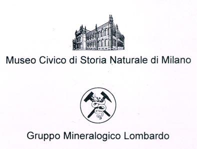 Conferenze sulla Mineralogia