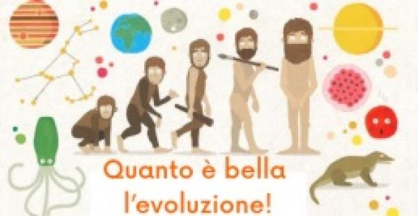 Quanto è bella l'evoluzione!