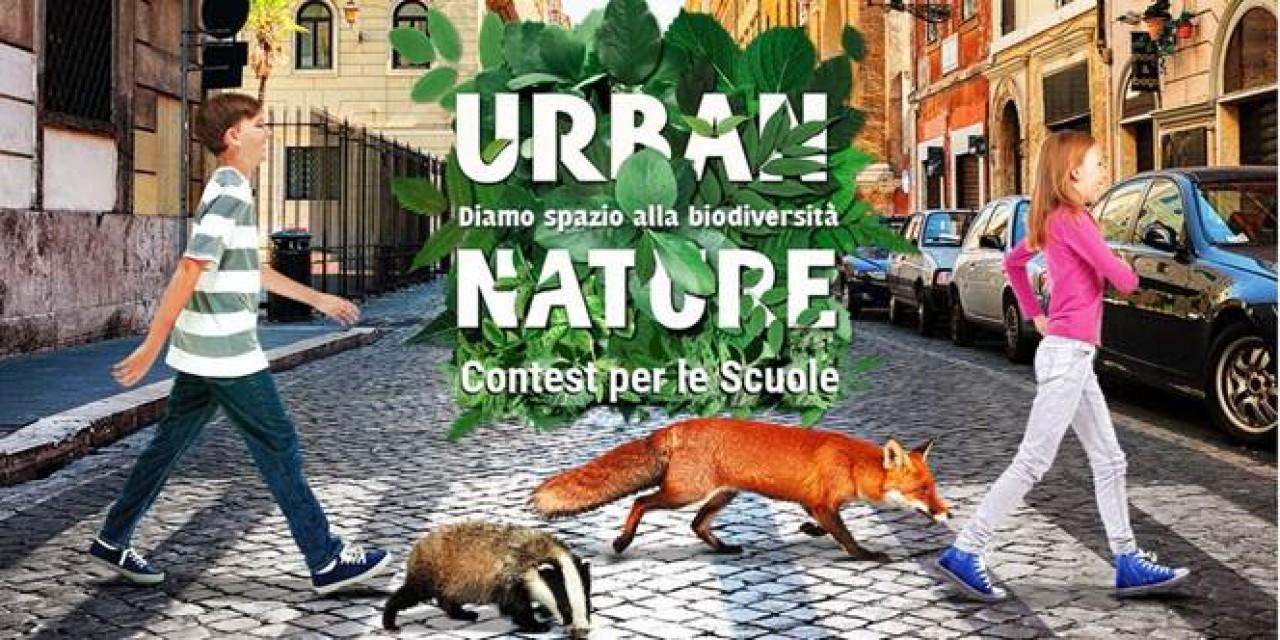 E' ON LINE IL NUOVO CONTEST URBAN NATURE 2020 WWF PER LE SCUOLE
