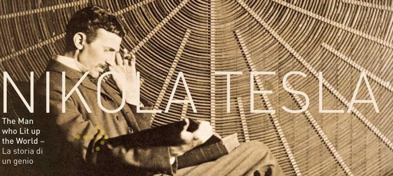 Nikola Tesla, The man who lit up the world