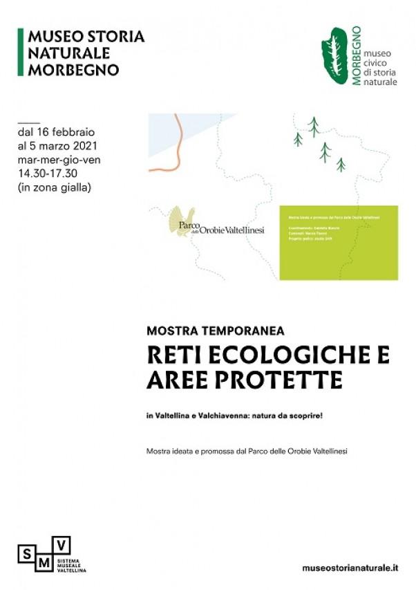 Reti ecologiche e aree protette in Valtellina e Valchiavenna: natura da scoprire