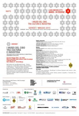 I MUSEI DEL CIBO TRA CULTURA E INDUSTRIA
