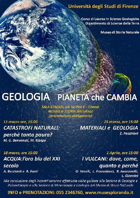 Materiali e Geologia (conferenza/escursione)